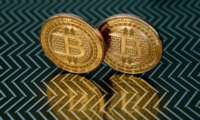 Bitcoin's properties as a store of value got software developer Jimmy Song interested. Now he programs for Bitcoin core. (Karen Bleier/AFP/Getty Images)