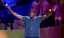 Michael Strahan on Last Days at 'LIVE!': 'Every Day Is Great for Me. I'm on the Other Side of the Dirt'