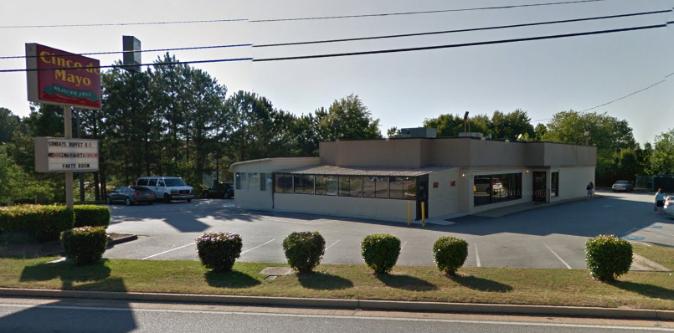 Cinco de Mayo restaurant  (Google Maps)