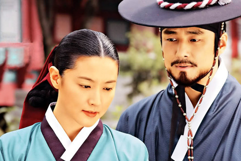 Korean Drama series 'Jewel in the Palace' (Internet photo)