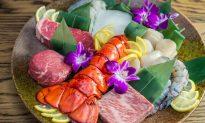ROKU Brings Elevated Teppanyaki Cuisine to the Sunset Strip