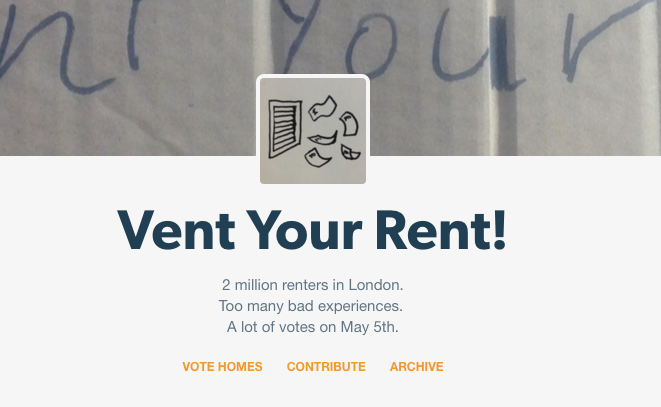 (Vent Your Rent/Tumblr)