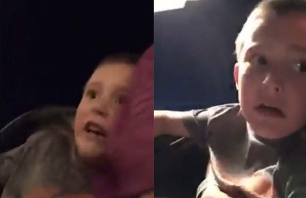 Distraught Mom Hysterical as Cruise Ship Departs With Her Kids