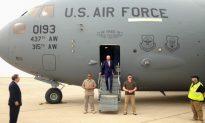 US Vice President Joe Biden Makes Surprise Trip to Iraq