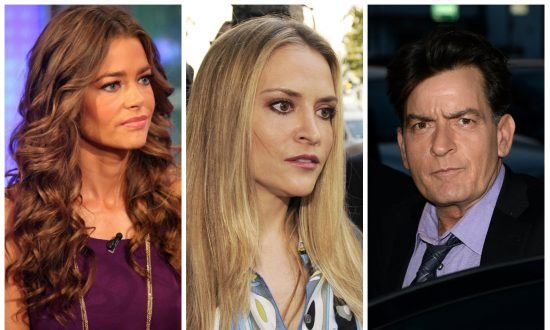 Charlie Sheens Ex Wives Denise Richards And Brooke Mueller