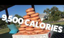 Krispy Kreme Sells for $1.35 Billion, Equivalent to 1.8 Billion Donuts