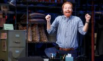 Theater Review: 'Thank God for Jokes'
