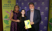 Shen Yun 'tells a story that people need to hear,' Says Health Care Agency President