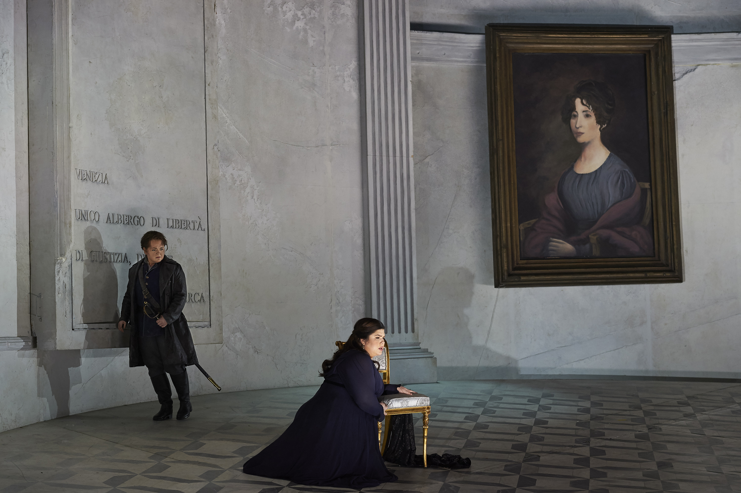 Finding Inspiration in Opera