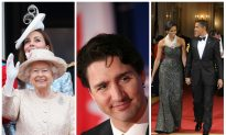 Canada's Justin Trudeau Joins Twitter Battle With Obamas and Royals