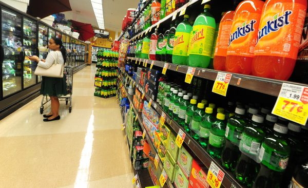 Drinking Sugary Beverages Linked with Early Death