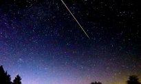 Eta Aquarid Meteor Storm Peaks May 4–6, Wake Up Extra Early