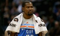 Kevin Durant Reveals Secret Behind His Changing Height