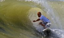 Kelly Slater: World Surfing Champion Shares New Footage of His Wave Pool
