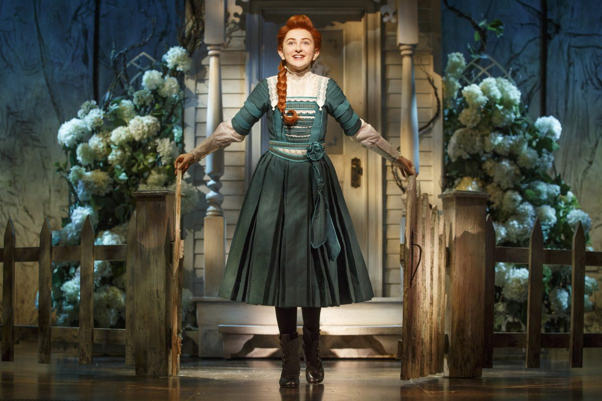 Theater Review Tuck Everlasting Broadway Musical