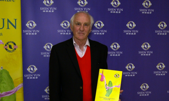 Shen Yun 'a Totally Awesome Program,' Says Radio Host