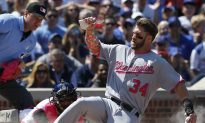 Bryce Harper: Nationals Slugger Tweets Picture of Special Mother's Day Cleats