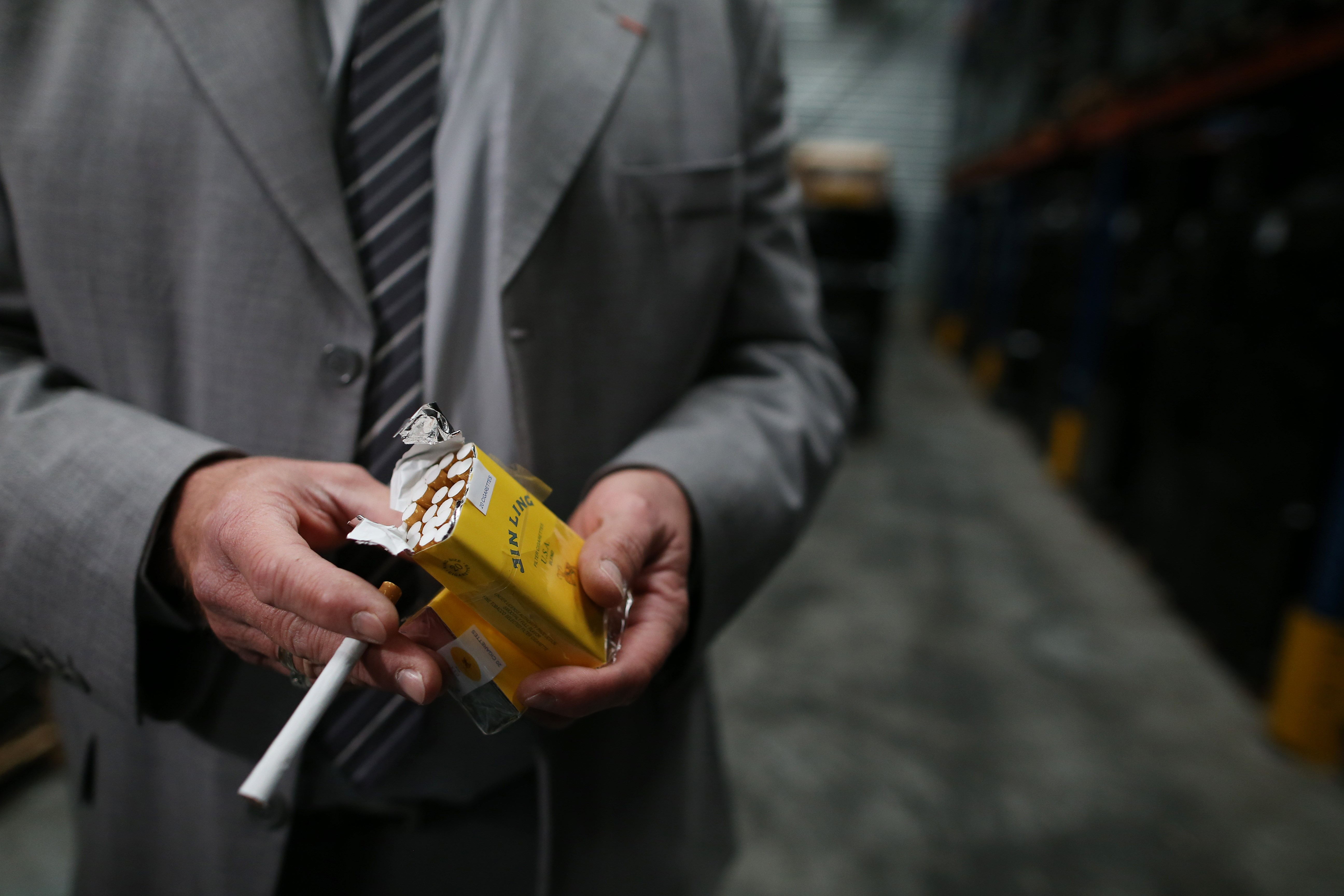 Tobacco Use Remains Heavy in East Asia