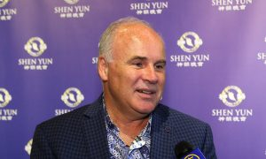 Shen Yun 'Is Almost Like the Meaning of Life in a Big Way,' Says CEO