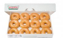 Florida Man Arrested for Meth Possession, Turns Out to be Krispy Kreme Frosting