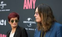 Ozzy Osbourne Seen Walking With His Dog Amid Reports He Split From Wife Sharon