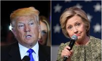 Clinton's Lead Over Trump Narrows to 3 Percent in NBC National Poll