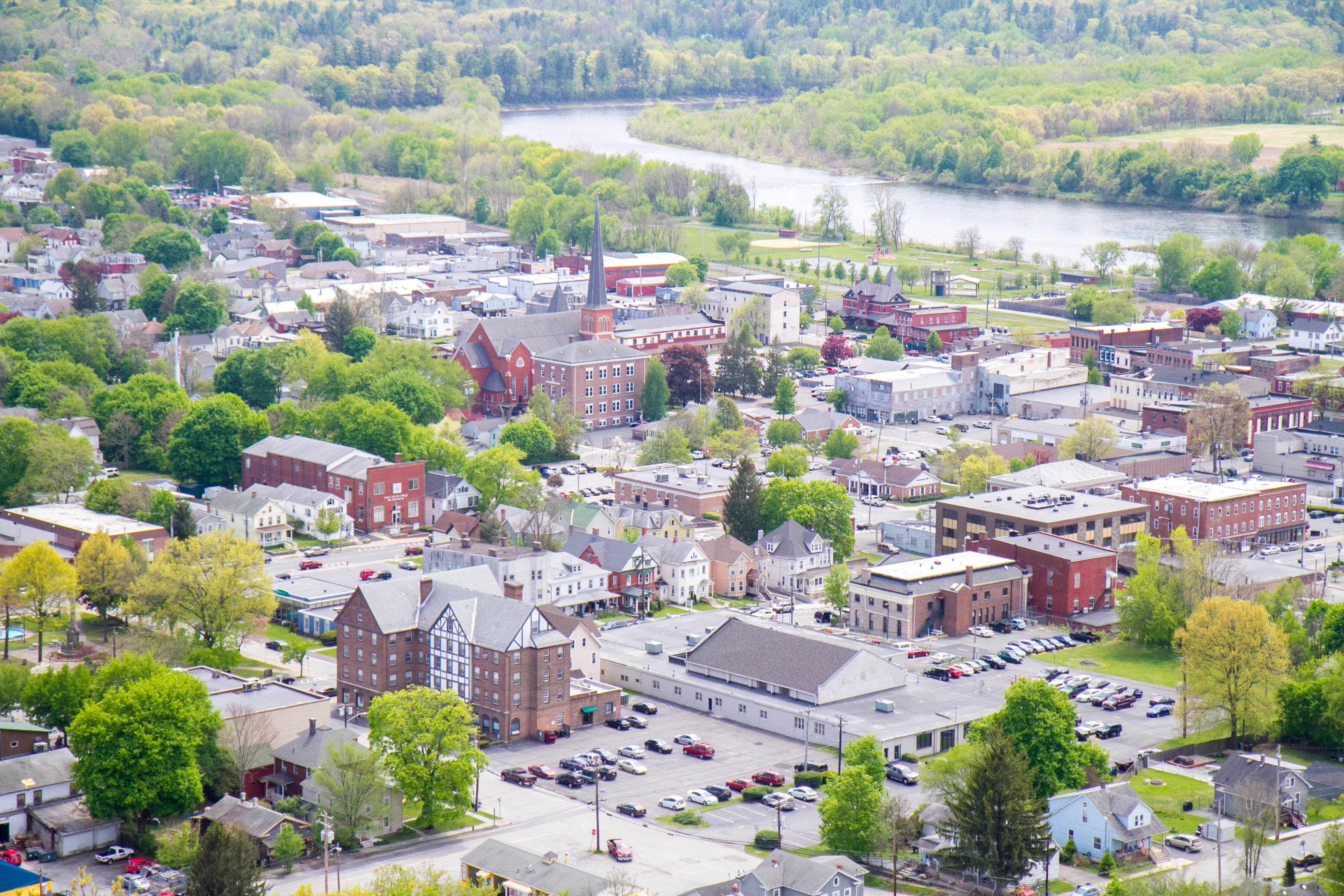 Port Jervis Among Municipalities Highlighted for Low Funds and Deficits