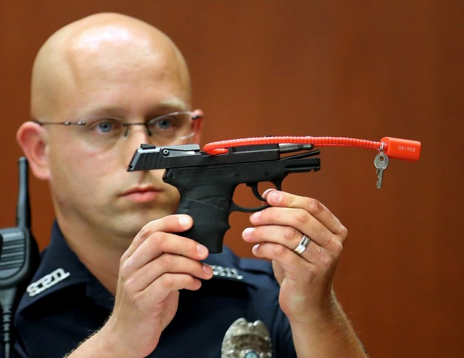 George Zimmerman Re-Lists Gun, Attracting Internet Trolls—'Racist McShootFace' Hikes Auction Price to $65M