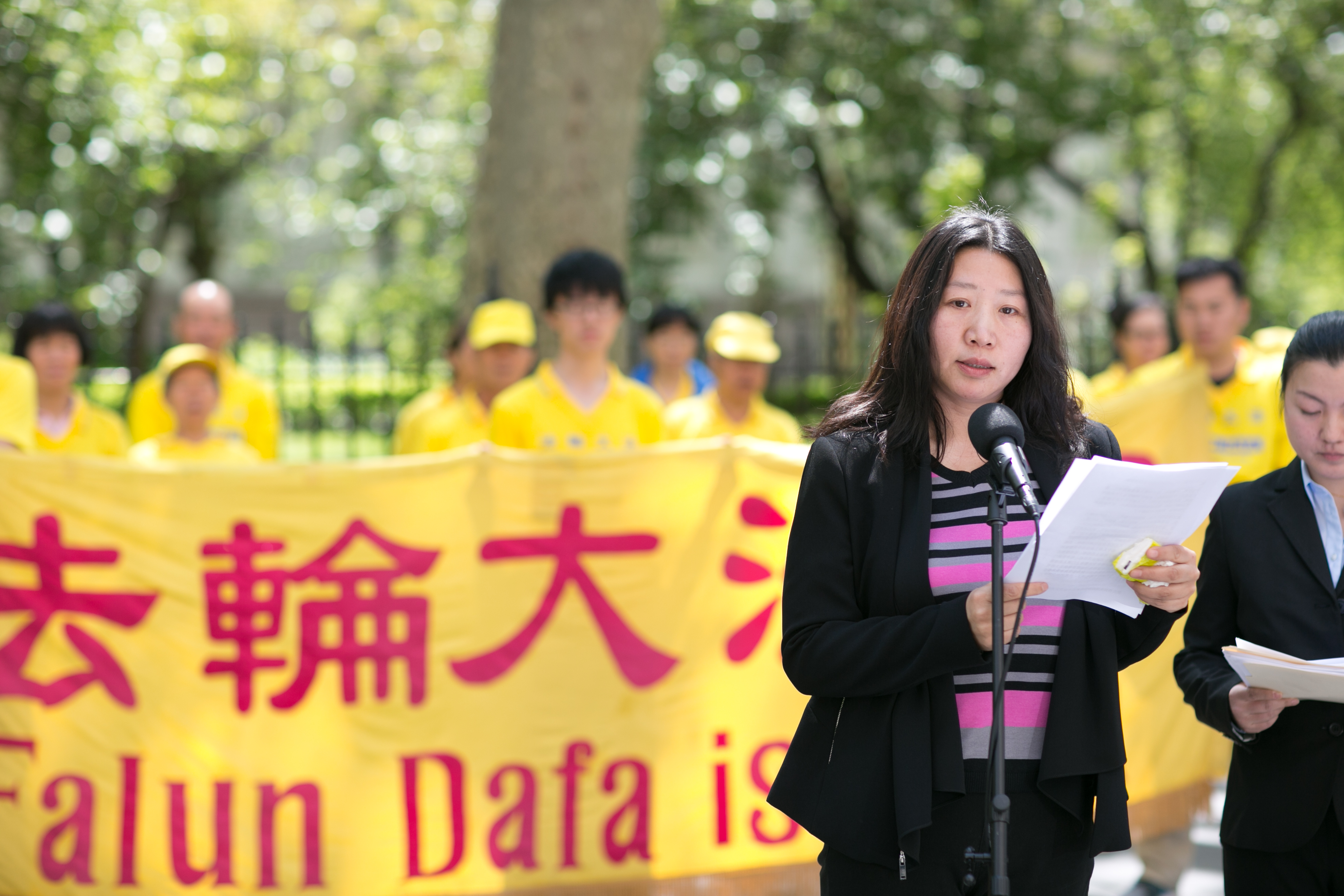 Grand Parade in Manhattan Promotes Peace, Exposes Persecution in China