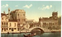 A Century-Old Grand Tour: Traveling to Venice Through 1890s Photochromes