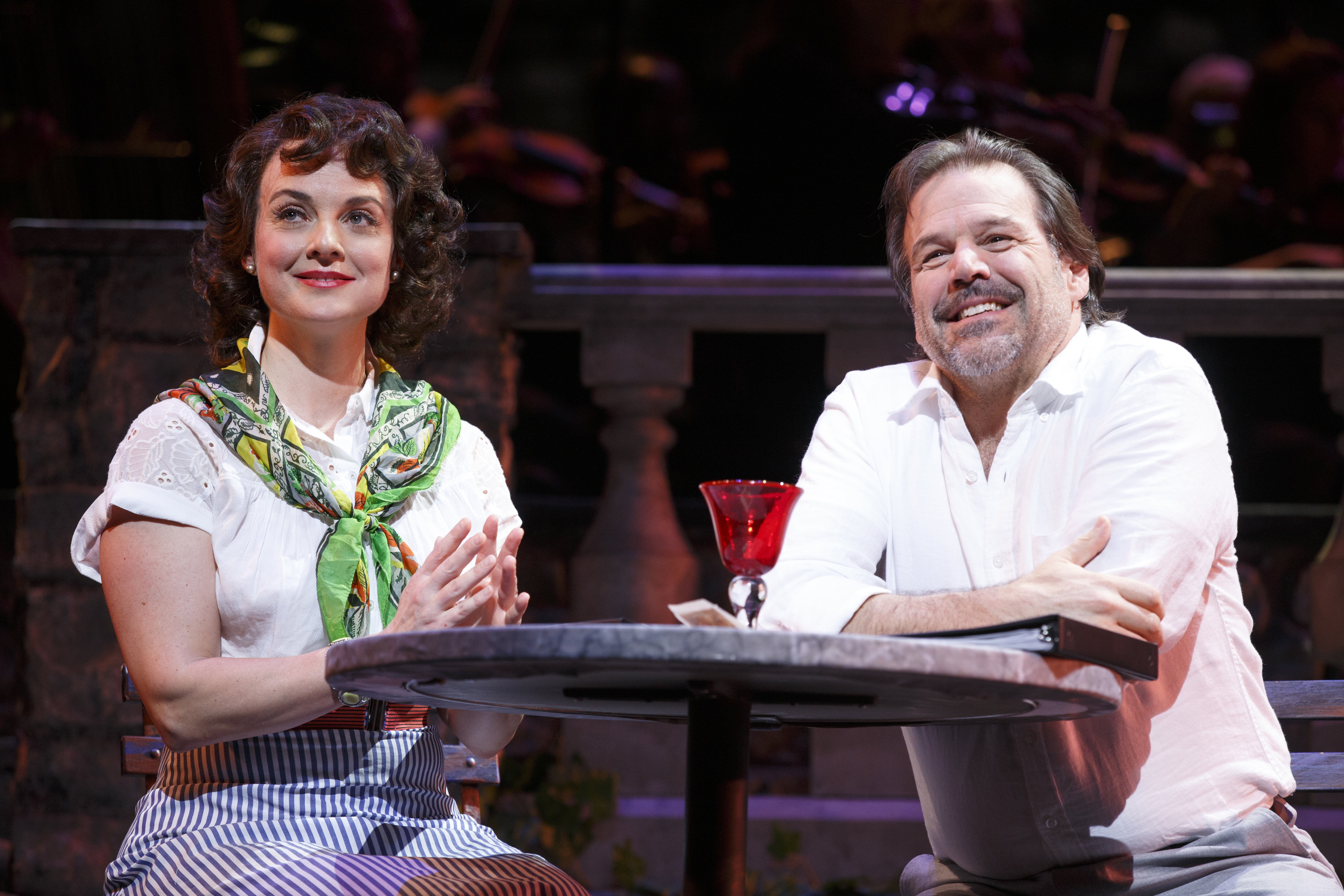 Theater Review: 'The Total Bent'