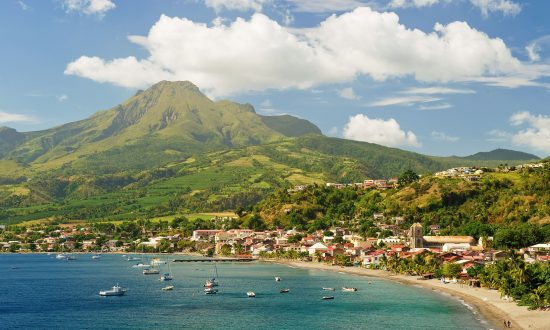 Martinique: A Rustic Caribbean Beauty