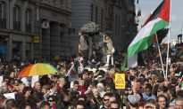 Large Marches in Spain on 5th Anniversary of Occupy Protest