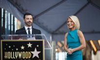 "Jimmy Kimmel Joins Kelly Ripa On ""LIVE!"" Post-Michael Strahan"