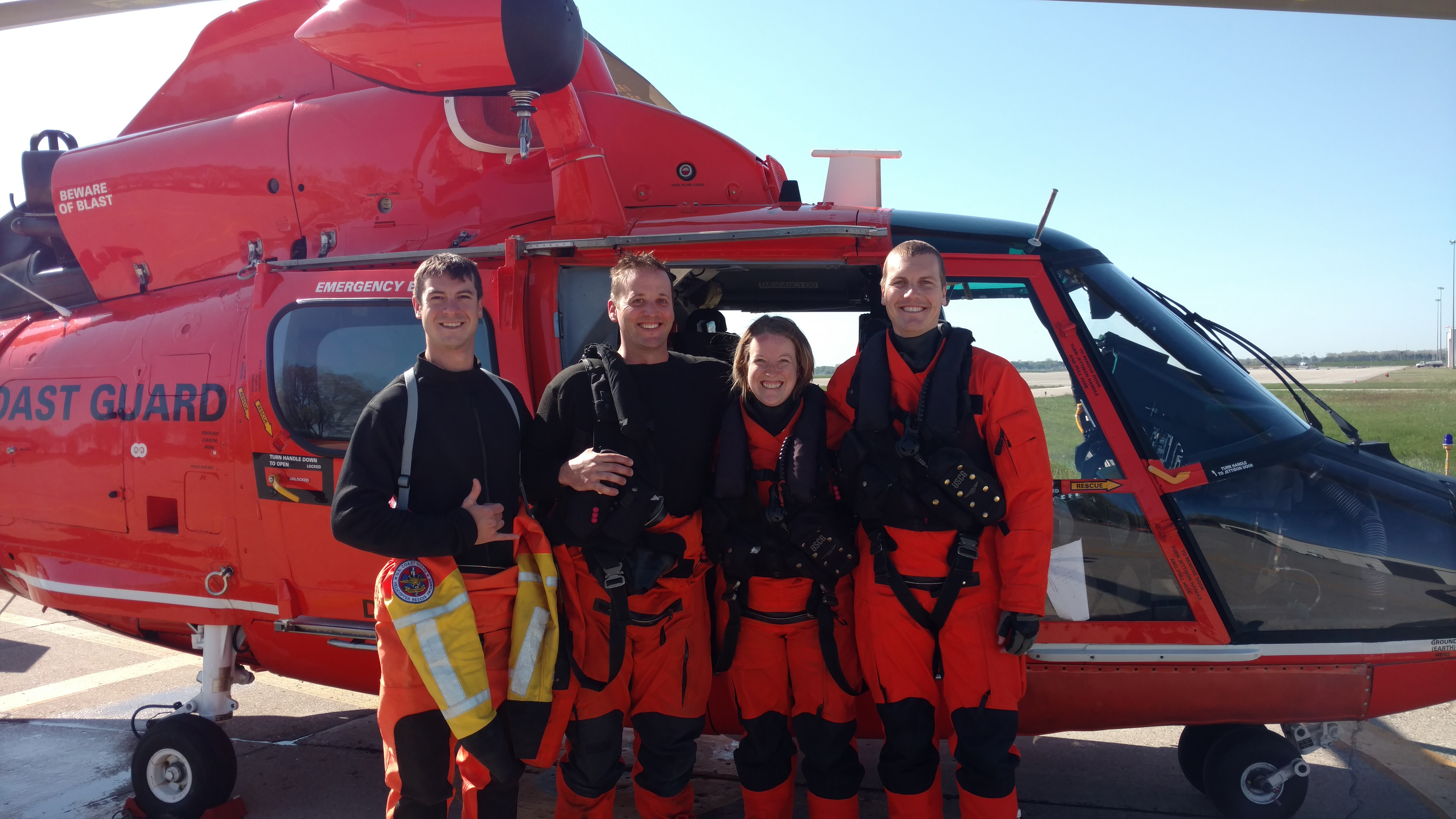 Coast Guard Finds Bucket With Birth Certificates, Wallets of Missing Family