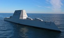 Photos: US Navy to Take Charge of High-Tech Ship USS Zumwalt, Its Largest Destroyer