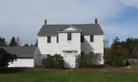 Old Pelham Town Hall