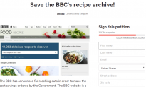 Brits Angry at BBC for Cutting Massive Recipe Website—One Man Solved It in 8 Hours