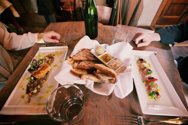 Bluebeard serves modern American updates on Italian cuisine. (Courtesy of Bluebeard)