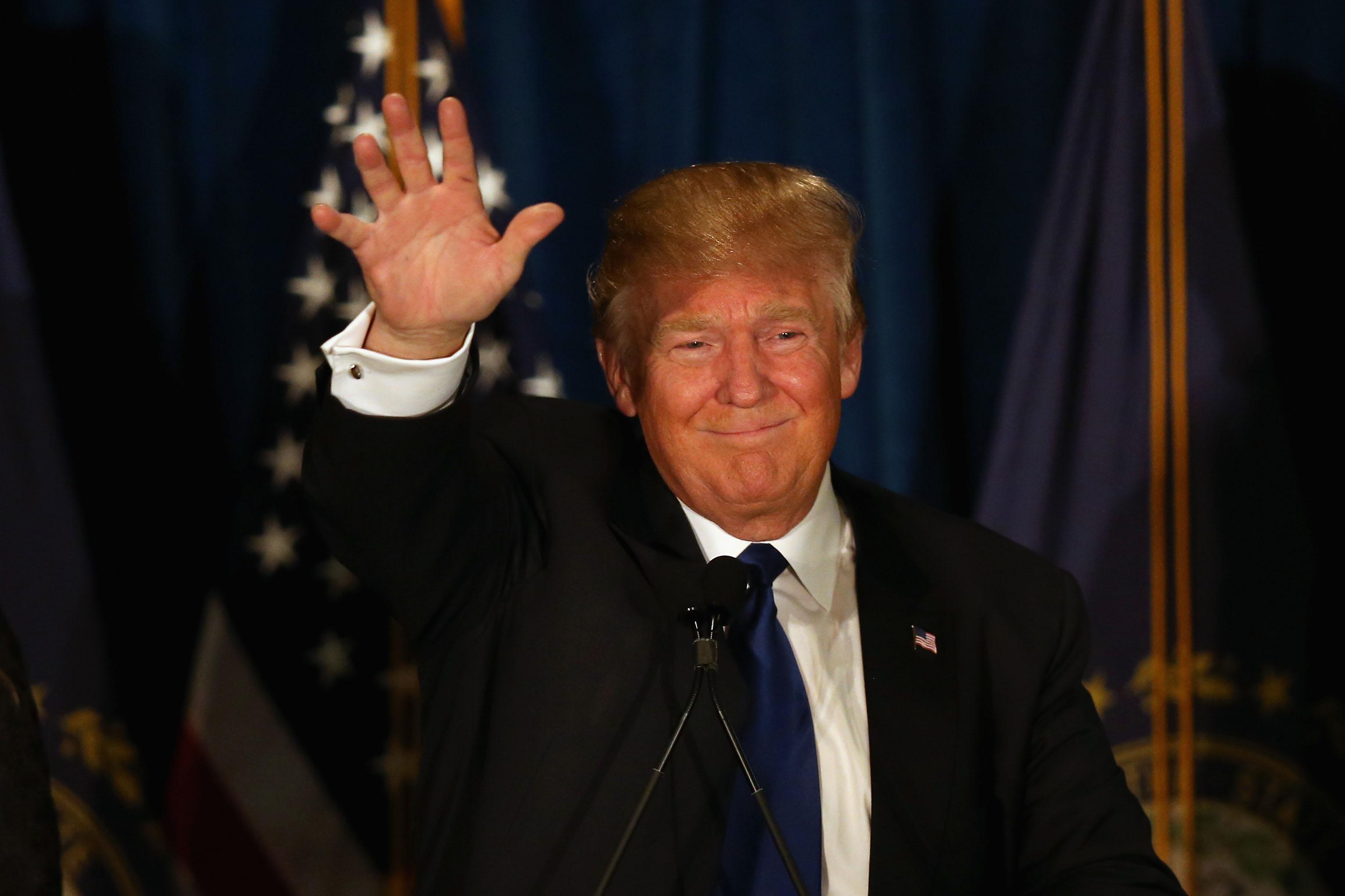 White House Responds to Trump's Supreme Court Nomination List