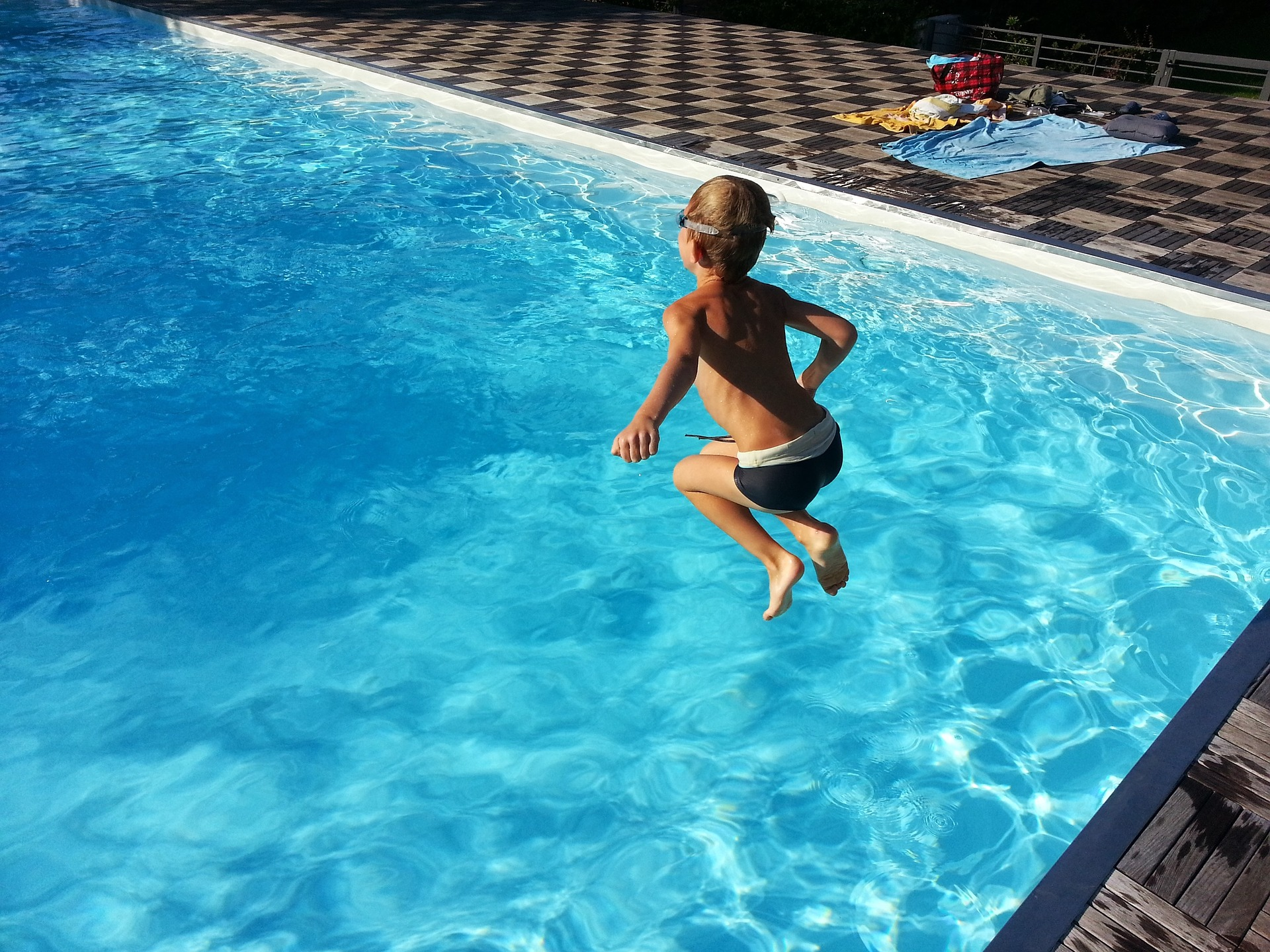 Don't Drink the Water! Diarrhea From US Swimming Pools Rising