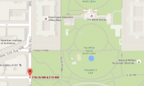 Man Approaches White House Checkpoint With Gun Drawn, Gets Shot