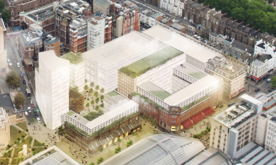 "Alternative Schemes to the ""Paddington Shard' Announced"