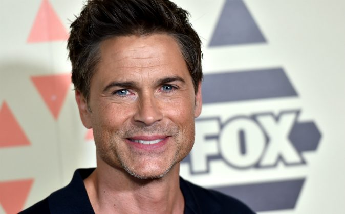 Actor Rob Lowe arrives at the FOX TV All-Star party during the 2015 Summer TCA Tour at Soho House on August 6, 2015 in West Hollywood, California. (Kevin Winter/Getty Images)