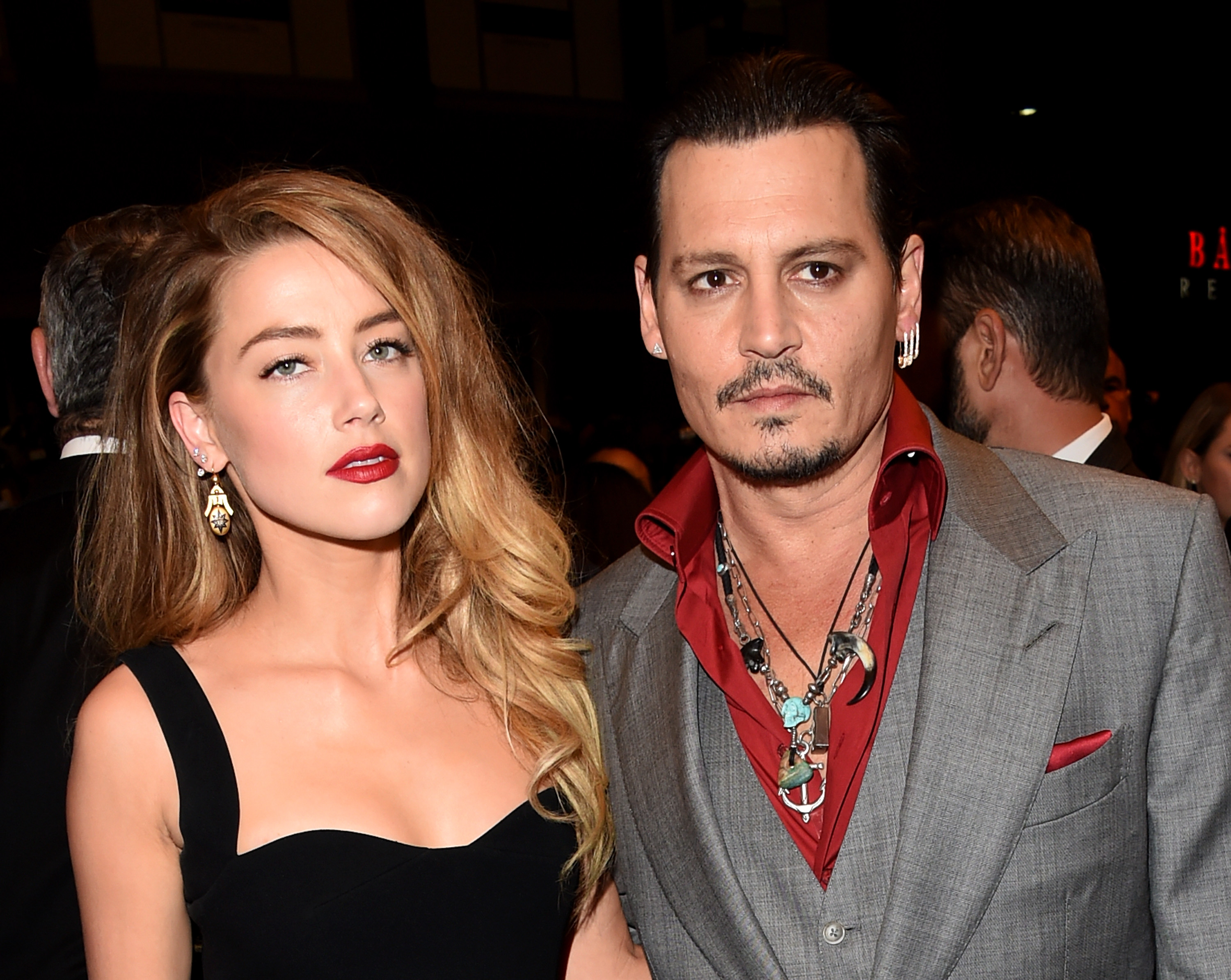 Amber Heard Granted Temporary Restraining Order Against Johnny Depp