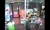 Robbers at McDonald's Apprehended by Restaurant-Going Special Forces