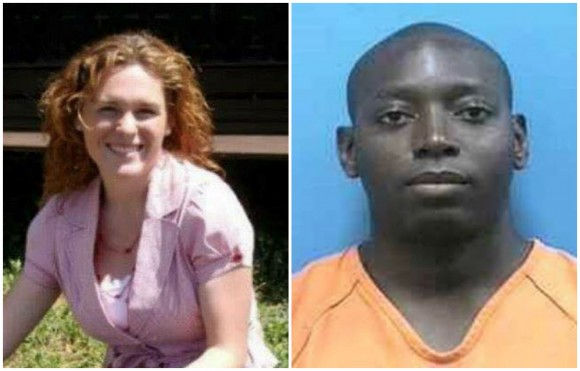 Steven Williams, 30, left, has been arrested and charged with second-degree murder after confessing to the killing and body disposal of his ex-wife, Air Force veteran and nurse, Tricia Todd, 30. (Martin County Sheriff's Office photos)
