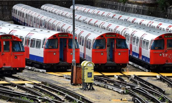 London's Night Tube Set to Finally Launch in August
