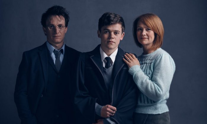 The three main characters of The Cursed Child (Pottermore)
