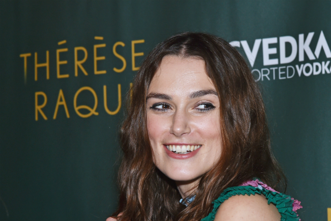 John Carney Apologizes For Disparaging Comments About Keira Knightley